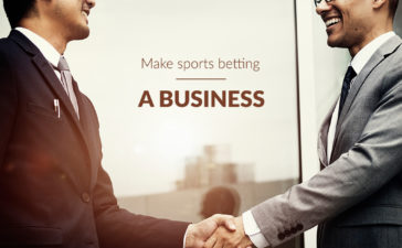 Make sports betting a business