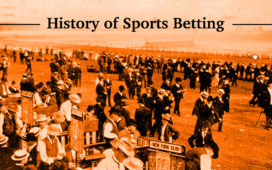 Learn about the history of sports betting
