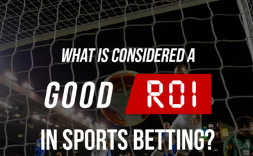 What is considered a good ROI in sports betting?
